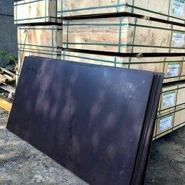Древесно-плитные материалы - Фанера ламинированная 6 мм 1229х2440, 0