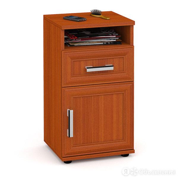Тумба для обуви С-МД-П1 цвет вишня по цене 3448₽ - Мебель для кухни, фото 0