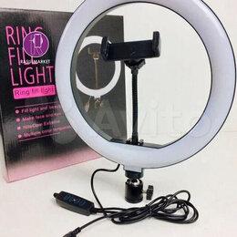 Камеры - Кольцевая Светодиодная Лампа, 0