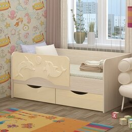 Кроватки - Кровать Алиса, 0