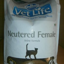 Корма  - Корм для кастрированных котов 4,7 кг, 0