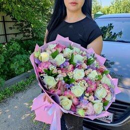 Цветы, букеты, композиции - Цветы Липецк ВИП букет , 0