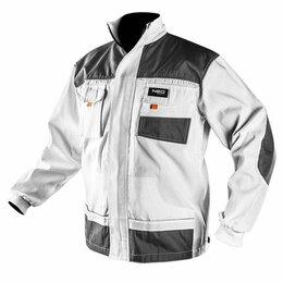 Одежда - Куртка Рабочая МАЛЯРА NEO Белая Размер: 48,50,52,54,56,58, 0