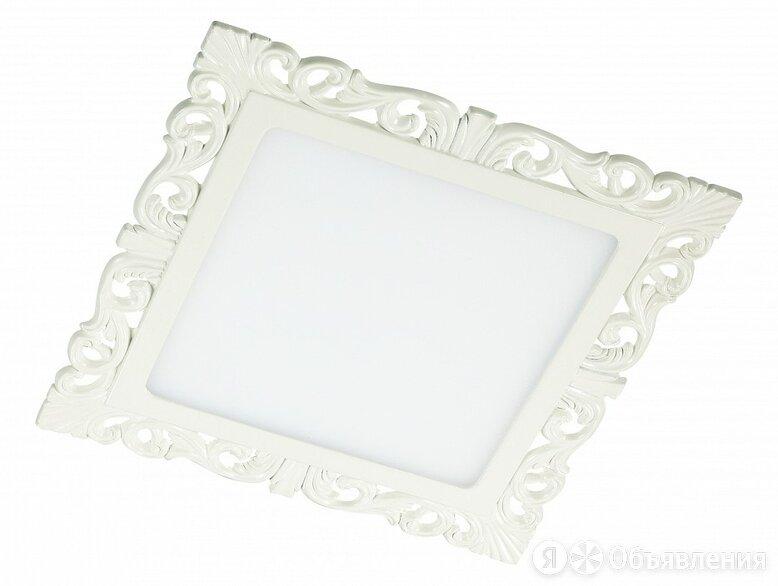 Встраиваемый светильник Novotech Peili 357286 по цене 7166₽ - Встраиваемые светильники, фото 0