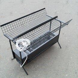 Камины и печи - Обогреватель электрический (печь) ПЭБ-1СБ 1кВт, 0