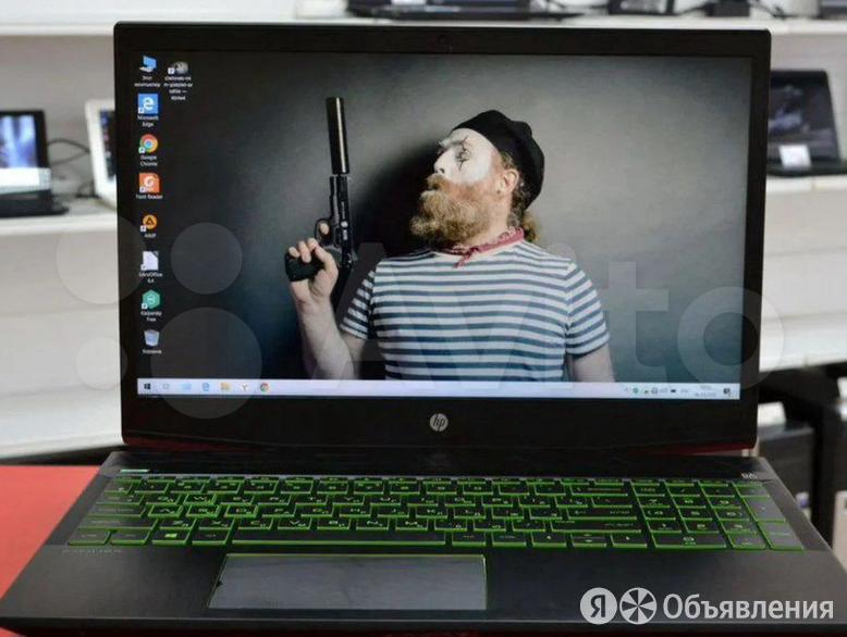Ноутбук HP/ i7 8750H/ GTX 1060 3Gb+ SSD 120Gb по цене 73490₽ - Ноутбуки, фото 0