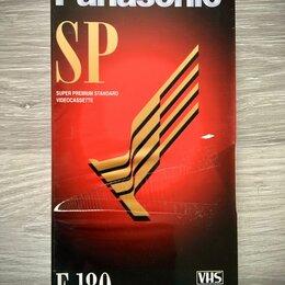 Видеофильмы - Видеокассета VHS Panasonic E-180, 0