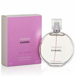 Парфюмерия - Chanel chance eau tendre , 0