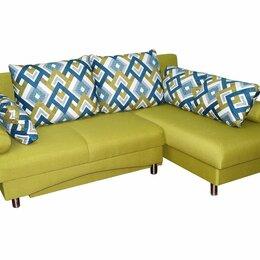 Диваны и кушетки - Анюта фабрика мягкой мебели Палермо 1 угловой диван-кровать, 0