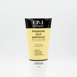 Маски и сыворотки - Несмываемая сыворотка для волос  Esthetic House CP-1 Premium Silk Ampoule, 0