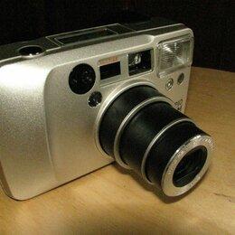 Пленочные фотоаппараты - Pentax espio 928M, 0