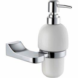 Мыльницы, стаканы и дозаторы - Дозатор жидкого мыла RUSH Thira, 0