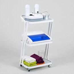 Мебель для учреждений - Тележка косметологическая SD-6701, 0