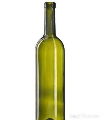 Бутылка винная 0,75 по цене 25₽ - Мебель для кухни, фото 0