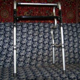 Приборы и аксессуары - Ходунки для инвалидов и пожилых людей , 0
