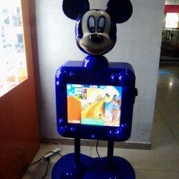 Ретро-консоли и электронные игры - Игровая консоль N-Kids Микки Маус, 0
