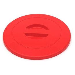 Аксессуары и комплектующие - Крышка для ведра 5л Красная (Арт. КВР-7598), 0