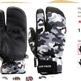 Перчатки и варежки - Зимние водонепроницаемые перчатки, 0
