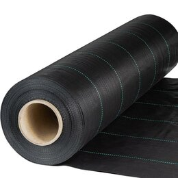 Укрывной материал и пленка - Агроткань мульчирующая застилочная 100-130 гр/м2, 0