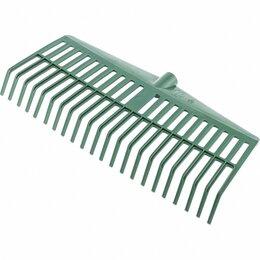 Грабли - Веерные пластиковые грабли СИБРТЕХ 617055, 0