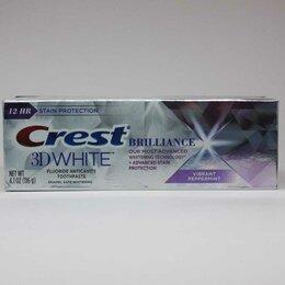 Зубная паста - Зубная паста CREST 3D WHITE BRILLIANCE VIBRANT PEPPERMINT , 0
