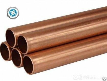 Труба медная 18х1х6000 мм М3Р по цене 650₽ - Металлопрокат, фото 0