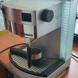 Кофеварки и кофемашины - Кофемашина Saeco Via Torretta 230 Италия, 0