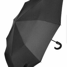 Зонты и трости - Зонт мужской автомат новый, 0