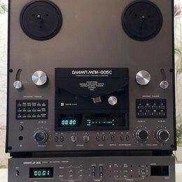Музыкальные центры,  магнитофоны, магнитолы - Кат.магнитофон электроника ОЛИМП 005 C-1 , 0
