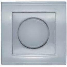 Комплекты - UNIVersal Бриллиант диммер СУ 1 кл. серебро 500Вт (пласт. осн., 250В) 7949674, 0