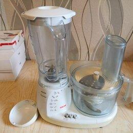 Кухонные комбайны и измельчители - Кухонный комбайн Philips HR 7638, 0