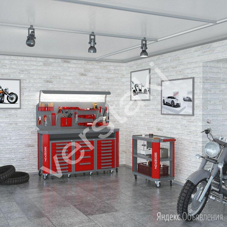 Комплект мебели Гефест-НМ-12  по цене не указана - Шкафы для инструментов, фото 0