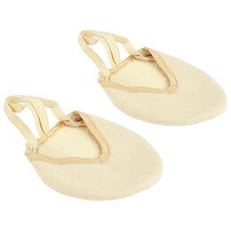 Обувь для спорта - Получешки микрофибра открытые с махровой подкладкой, размер 26-27, 0