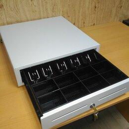 Торговое оборудование для касс - Денежный ящик Атол CD-410, 0