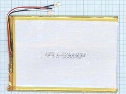Аккумуляторы - Аккумулятор Li-Pol (батарея) 3*122*153мм 3pin…, 0