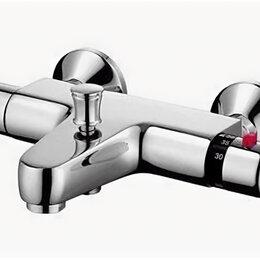Смесители - Смеситель для ванны термостатический LEMARK «Thermo» (Лемарк) хром LM7732C, 0