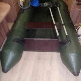 Надувные, разборные и гребные суда - Лодка надувная Аква 2600, 0