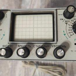 Измерительное оборудование - Осциллограф прибор радиолюбителя ссср, 0