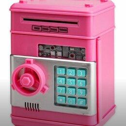 Копилки - Копилка-сейф с кодовым замком и купюроприемником, 0