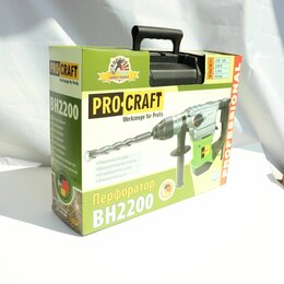 Перфораторы - Перфоратор Procraft BH-2200, 0