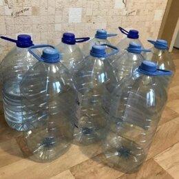 Ёмкости для хранения - Бутылки пласттиковые 5л, 0