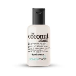 Мыло - Гель для душа кокосовый рай My coconut island  Bath & shower gel, 60 мл, 0