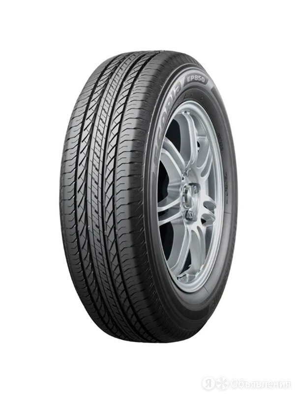 Bridgestone Ecopia 850 235 50 18 по цене 11514₽ - Шины, диски и комплектующие, фото 0