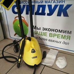 Пароочистители - Пароочиститель KARCHER KST 2, желтый, 0