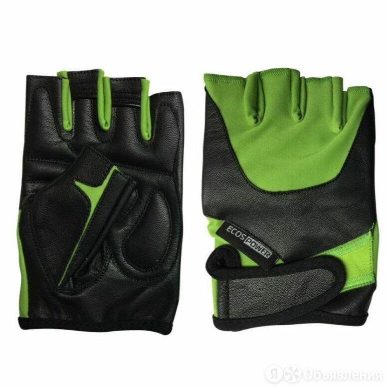 Перчатки для фитнеса Ecos 5102-GXL по цене 889₽ - Защита и экипировка, фото 0