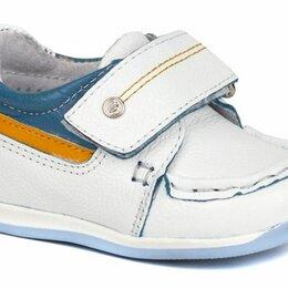 Туфли и мокасины - Мокасины шаговита для мальчика, 0