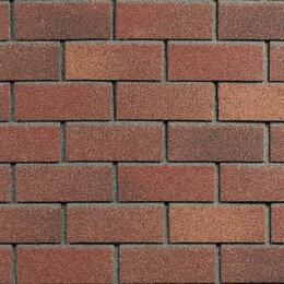 Фасадные панели - Фасадная плитка Hauberk Терракотовый Кирпич 1000х250х3мм 2м2/уп, 0