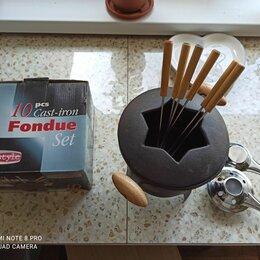 """Посуда для выпечки и запекания - Набор для фондю """"top style"""", 10 предметов, 0"""