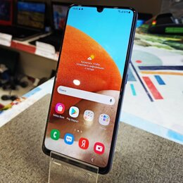 Мобильные телефоны - Сотовый телефон Samsung A32 4/64gb, 0