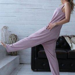 Домашняя одежда - Комбинезон для дома, 0